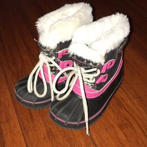 London Fog Winter Boots